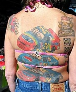 tattoonascar