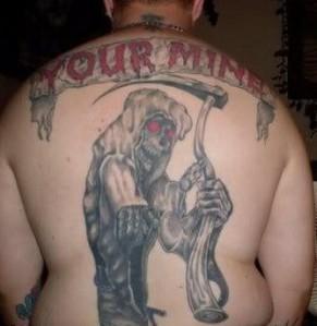 tattooyourmine